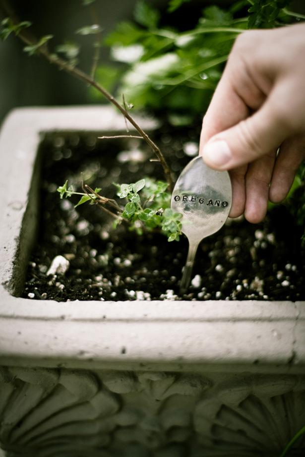ideias originais jardim:marcadores de jardim originais • ideias de fim de semana